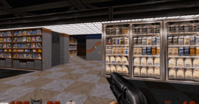 Duke Nukem 3D Level Design Analysis